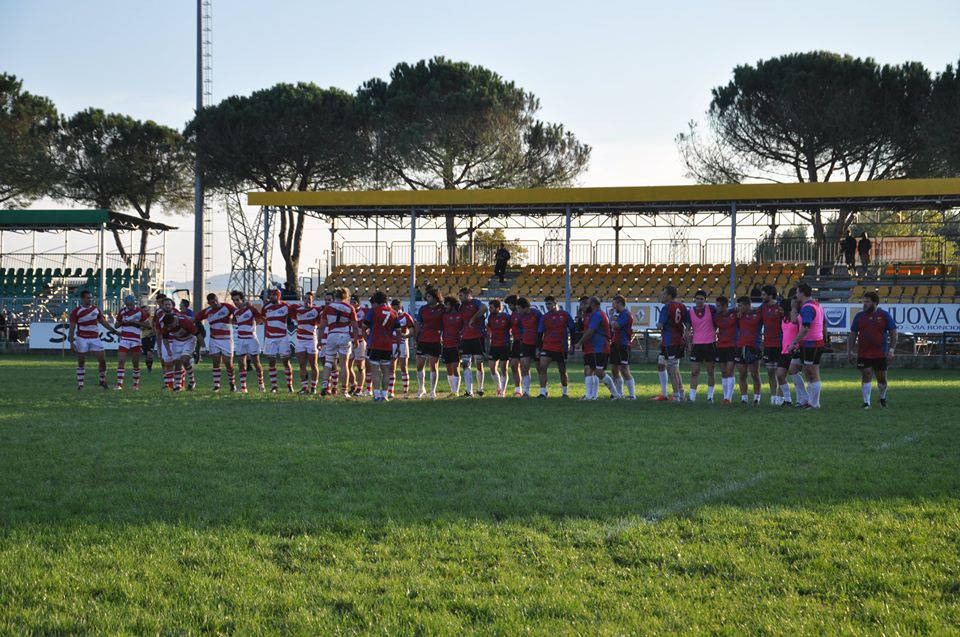 Prato Sesto - Cus Genova Rugby