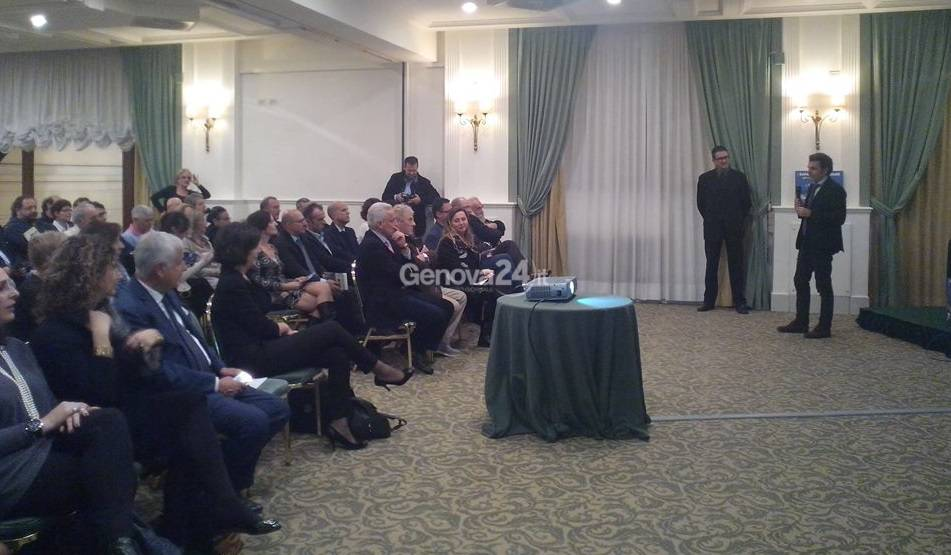 Presentazione degli eventi di Natale a Rapallo