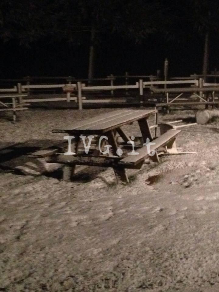 Prima nevicata 21 novembre