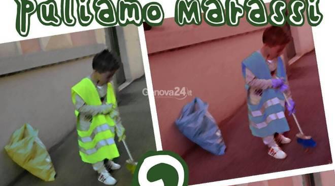 Puliamo Marassi