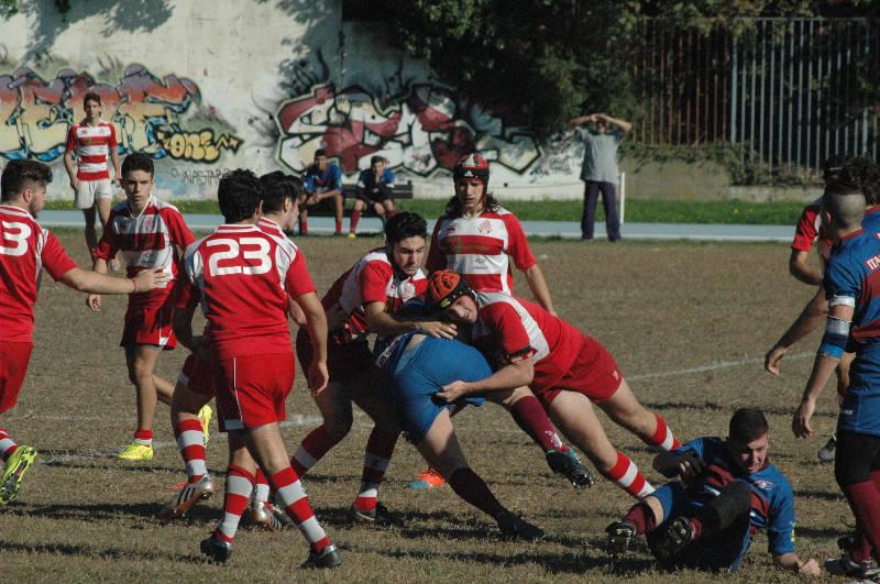 Rugby: il Savona