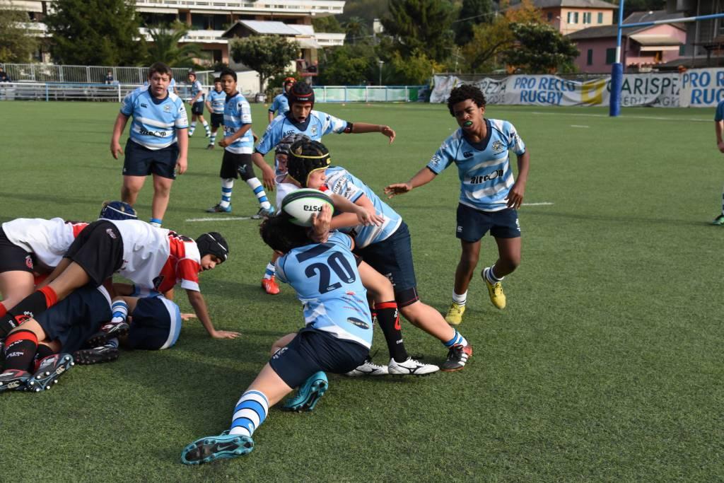 rugby recco under 14
