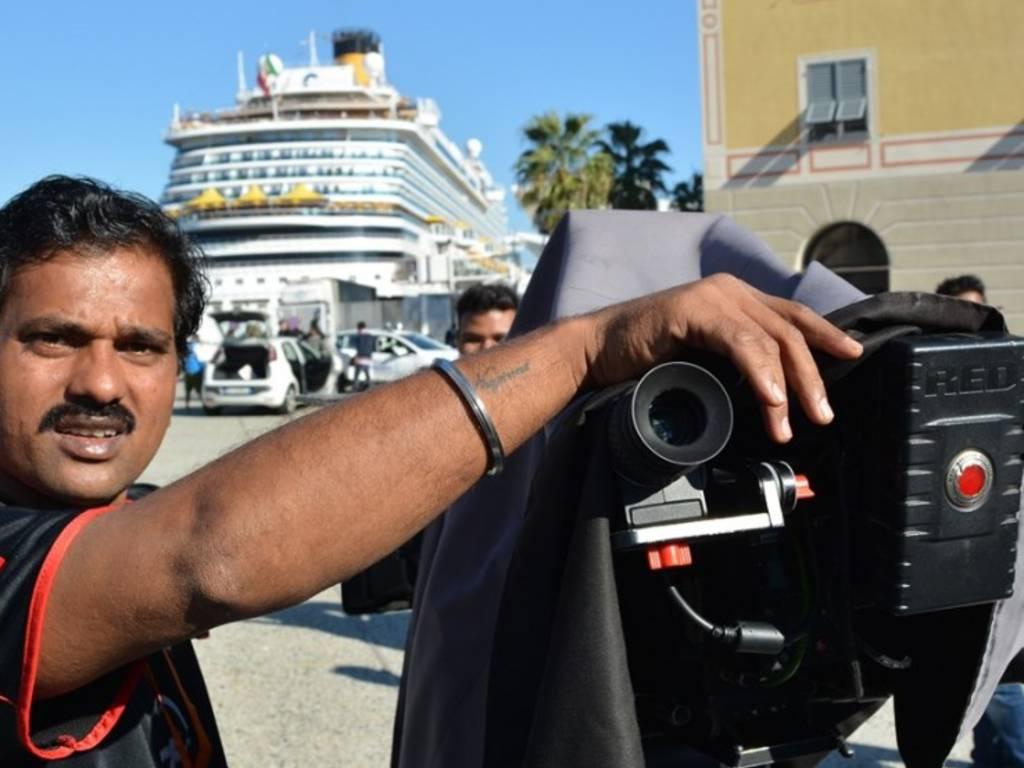 """Savona set del film """"Biglietto di sola andata"""""""