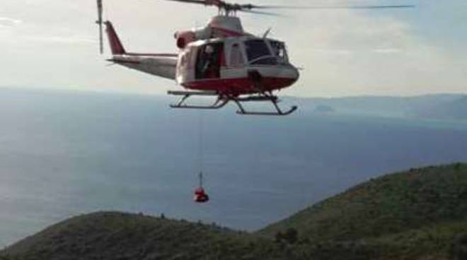 soccorso elicottero