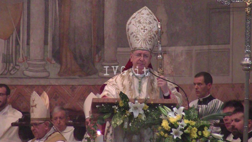 Solenne Messa XXV Mons. Olivieri