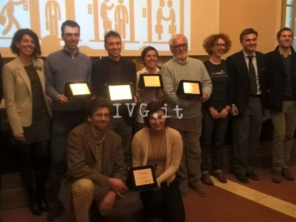 Vincitori Smart Cup 2015 Liguria