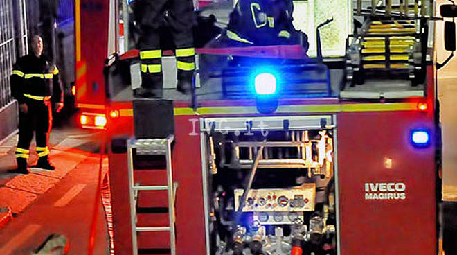 Genova, incendio in Scalinata Montaldo morto Michele Pesetti