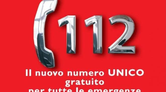 112 nue numero unico emergenza