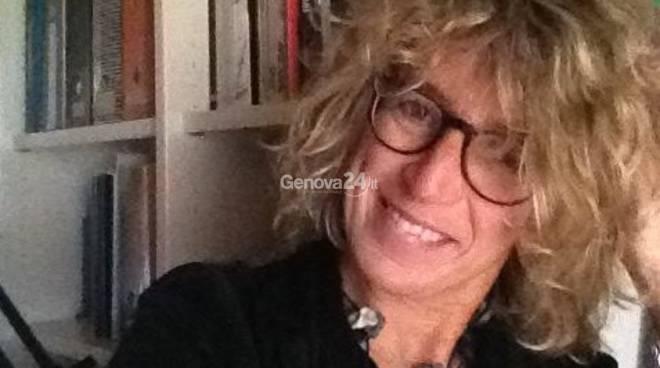 Adriana Piccolo, capogruppo Punto a Capo a Busalla