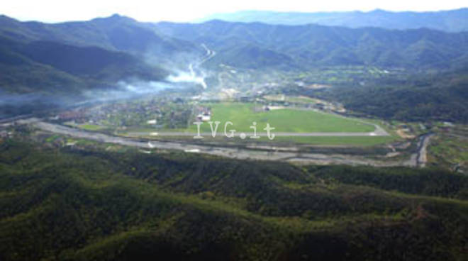 aeroporto panero villanova d'albenga