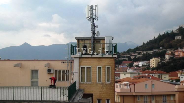 antenna villa paolina