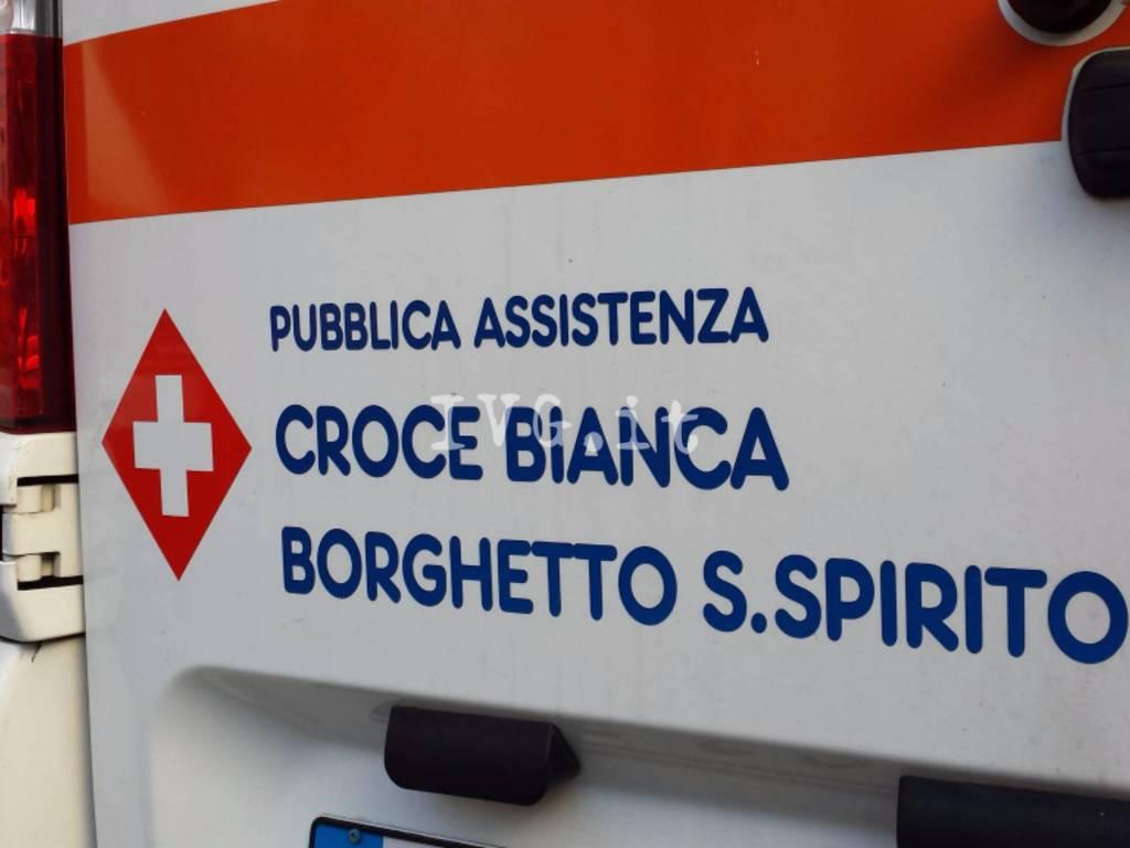 Borghetto, inaugurata la nuova sede della croce bianca