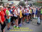 Borzoli Christmas Run