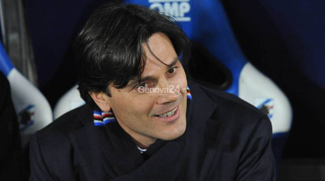 Calcio Coppa Italia Sampdoria- Milan