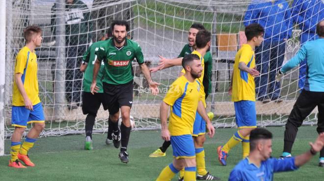 calcio eccellenza Baiardo - Cairese