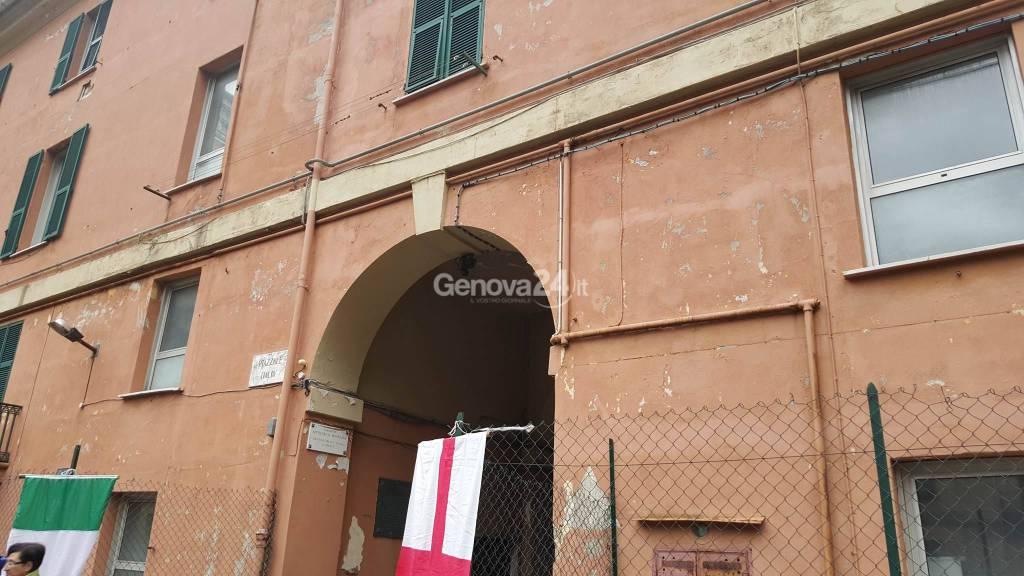 Ex caserma gavoglio si ampliano i locali a disposizione for Disposizione interna della casa