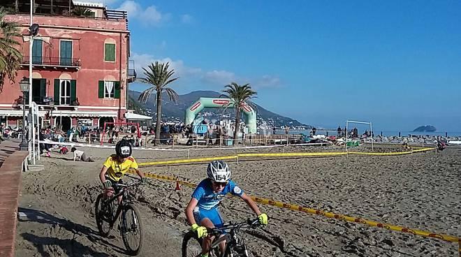 ciclocross di Natale a Laigueglia