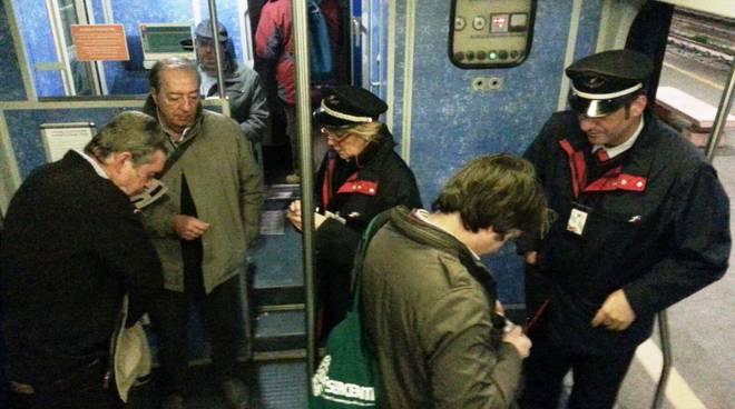 controlli treni controllori trenitalia