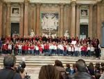Canti natalizi dei bambini al Ducale