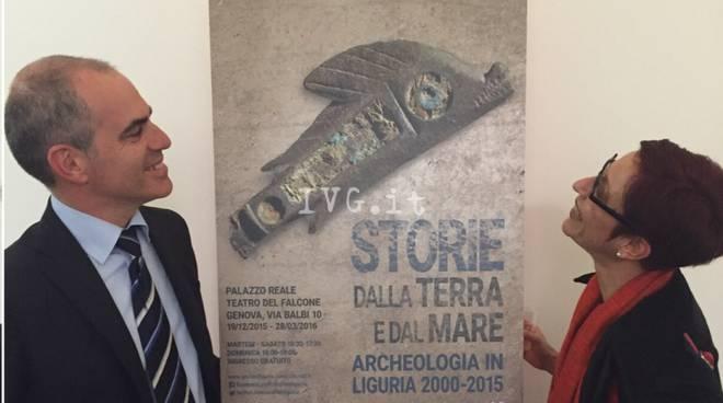 Albenga Mostra archeologica Genova