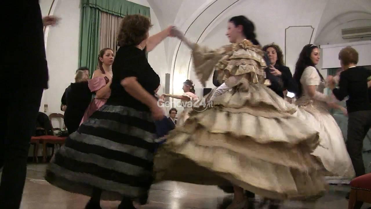 Danze dell'ottocento
