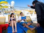 """Film """"Vacanze ai Caraibi"""" sulla nave Costa"""