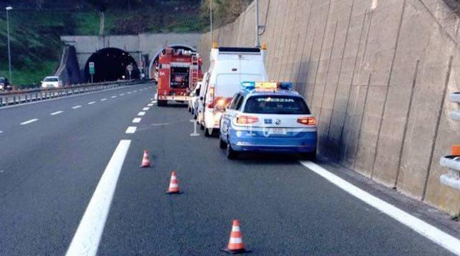 incidente a10 stradale
