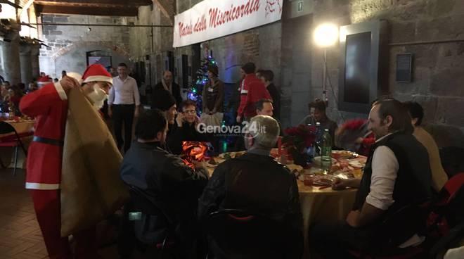 Pranzo di Natale a Sant'Egidio
