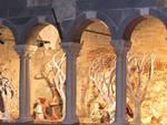 Presepe di cartapesta al Museo Diocesano