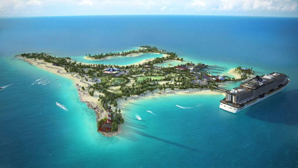 riserva marina bahamas