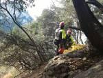 rocciatore ferito perti soccorso alpino