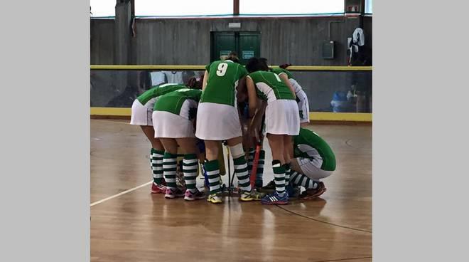 Savona HC indoor femminile