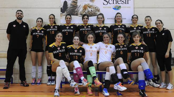 Serteco Volley School