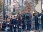 Sestri Ponente, inaugurate piazza Tazzoli e dei Micone