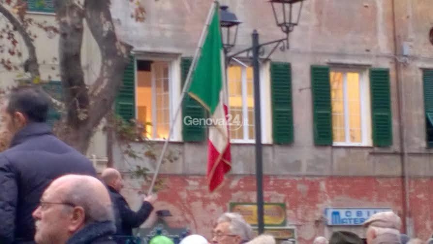 Sestri Ponente: inaugurate piazza Tazzoli e piazza dei Micone