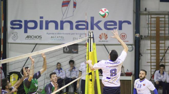 Spinnaker Albisola Volley