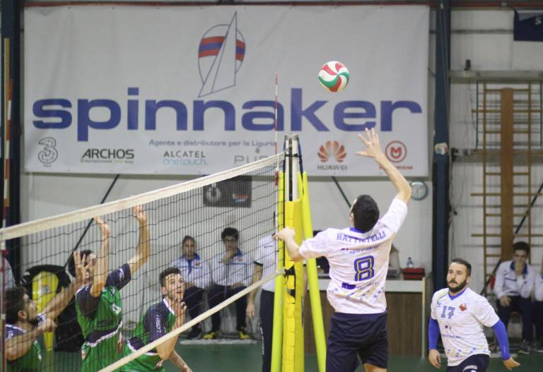 Spinnaker Albisola Volley