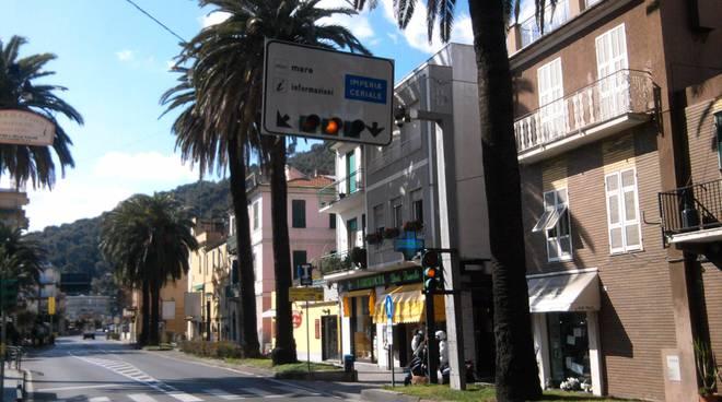 Borghetto Semaforo Piazza Libertà