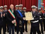 Alassio, la festa della polizia municipale per San Sebastiano