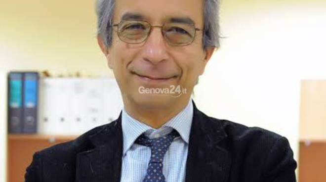 Alberto Martini, direttore scientifico del Gaslini