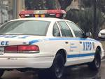 auto polizia New York