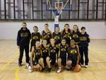 Basket Cairo giovanili pallacanestro