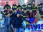 befana albenga pompieri