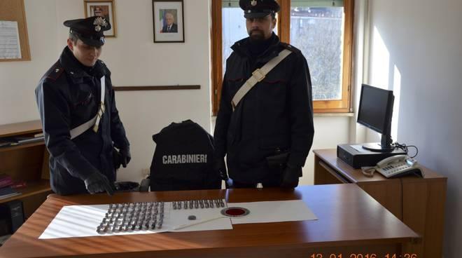carabinieri cairo ovuli hashish