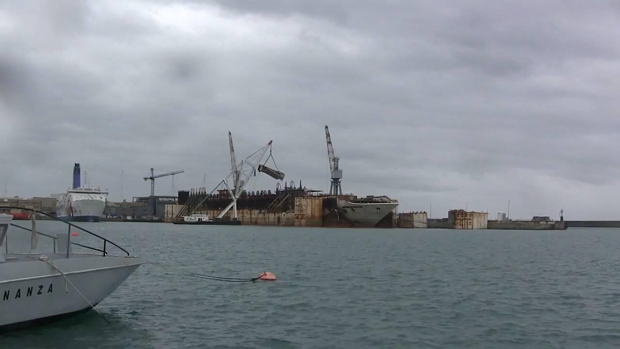 Concordia demolizione nuove
