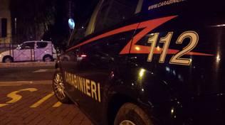 Controlli dei carabinieri nel finalese
