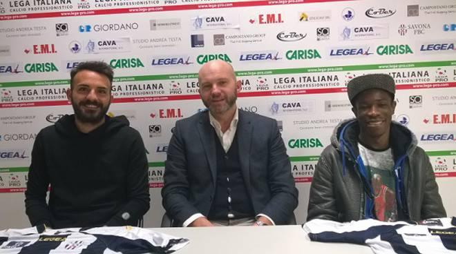 Cosmo Palumbo, Christian Papa, Yves Benoit Bationo
