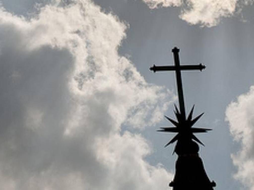 croce chiesa religione cattolica