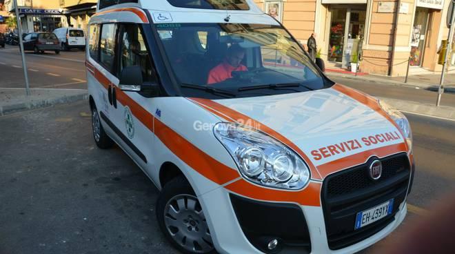 Croce Verde Chiavarese, servizi sociali