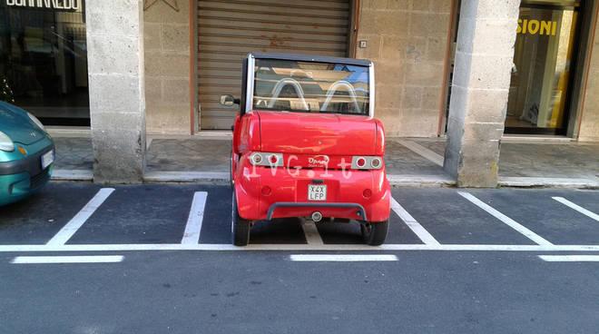 Albissola Auto Elettrica Minicar Motorini